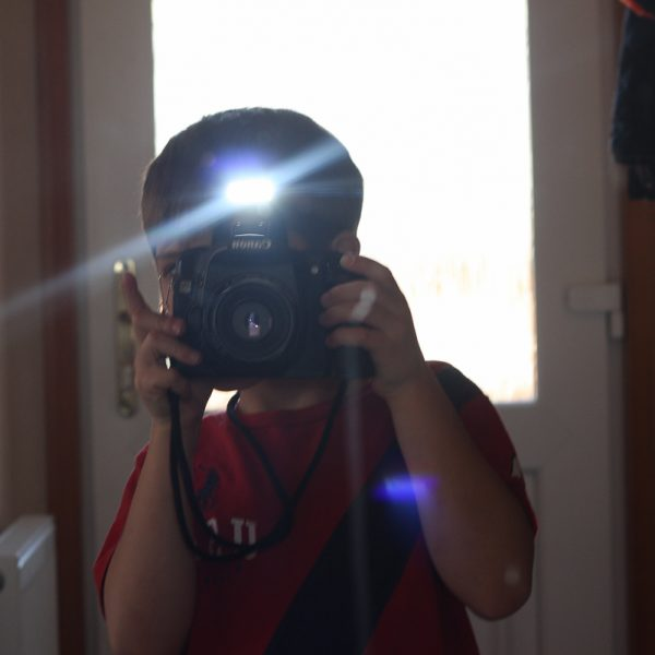 Give your child your camera